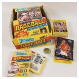 Cartes de Baseball Serie 1 Donruss 1991