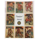 Cartes de hockey/LNH PARKHURST 1954-1955
