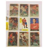 Cartes de hockey/LNH PARKHURST 1961-192