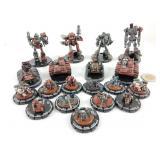 Figurines Wizkids Mechwarrior