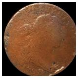 1798 Draped Bust Large Cent NICELY CIRCULATED