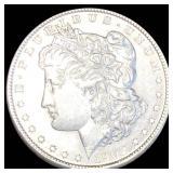 1902-O Morgan Silver Dollar CLOSELY UNCIRCULATED