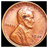 1925 Lincoln Wheat Penny UNCIRCULATED