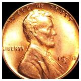 1940-S Lincoln Wheat Penny UNCIRCULATED