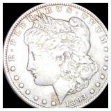 1893-O Morgan Silver Dollar LIGHTLY CIRCULATED