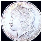 1897 Morgan Silver Dollar UNCIRCULATED