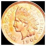 1904 Indian Head Penny UNCIRCULATED