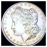 1900 Morgan Silver Dollar UNCIRCULATED