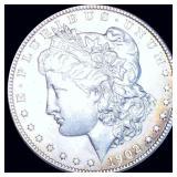 1902-O Morgan Silver Dollar CLOSELY UNC