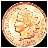 1900 Indian Head Penny UNCIRCULATED