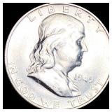 1949-D Franklin Half Dollar UNCIRCULATED