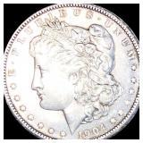 1904-O Morgan Silver Dollar CLOSELY UNCIRCULATED