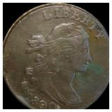 1800/79 Draped Bust Large Cent LIGHTLY CIRC