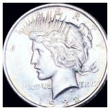 1922 Silver Peace Dollar UNCIRCULATED