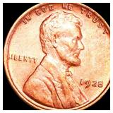 1928 Lincoln Wheat Penny CLOSELY UNCIRCULATED