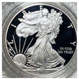2011-W Silver Eagle GEM PROOF