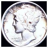 1917 Mercury Silver Dime UNCIRCULATED