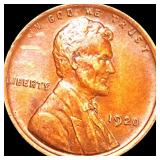1920 Lincoln Wheat Penny CLOSELY UNCIRCULATED