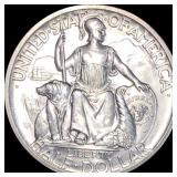 1936-D San Diego Half Dollar UNCIRCULATED