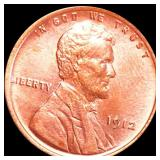 1912 Lincoln Wheat Penny UNCIRCULATED