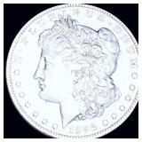 1892-O Morgan Silver Dollar NEARLY UNCIRCULATED