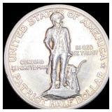 1925 Lexington Half Dollar ABOUT UNCIRCULATED