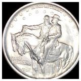 1925 Stone Mountain Half Dollar UNCIRCULATED