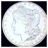 1897 Morgan Silver Dollar CLOSELY UNCIRCULATED