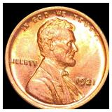 1921 Lincoln Wheat Penny UNCIRCULATED