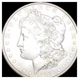 1900 Morgan Silver Dollar NEARLY UNCIRCULATED