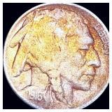 1916-D Buffalo Head Nickel NICELY CIRCULATED