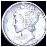 1929 Mercury Silver Dime UNCIRCULATED