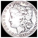 1886 Morgan Silver Dollar NICELY CIRCULATED