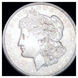1921-D Morgan Silver Dollar CLOSELY UNCIRCULATED