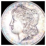 1880-S Morgan Silver Dollar UNCIRCULATED