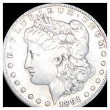 1891-S Morgan Silver Dollar NICELY CIRCULATED
