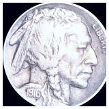 1916-S Buffalo Head Nickel NICELY CIRCULATED