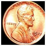 1917-D Lincoln Wheat Penny UNCIRCULATED