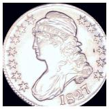 1827 Capped Bust Half Dollar CLOSELY UNCIRCULATED