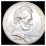 1918 Lincoln Half Dollar UNCIRCULATED