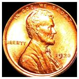 1920 Lincoln Wheat Penny UNCIRCULATED