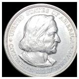 1892 Columbian Expo Half Dollar UNCIRCULATED
