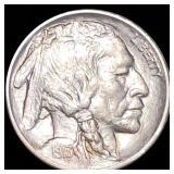 1913 Type 1 Buffalo Head Nickel ABOUT UNC