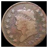 1810 Classic Head Large Cent NICELY CIRCULATED