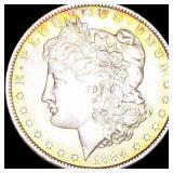 1884-O Morgan Silver Dollar CLOSELY UNC