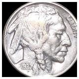 1937 Buffalo Head Nickel LIGHTLY CIRCULATED