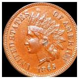 1865 Indian Head Penny UNCIRCULATED