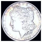 1889 Morgan Silver Dollar CLOSELY UNC