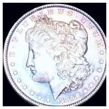 1896 Morgan Silver Dollar CLOSELY UNCIRCULATED