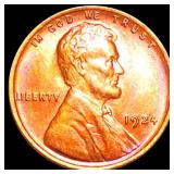 1924 Lincoln Wheat Penny UNCIRCULATED